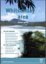 Cover for Whitsunday area.